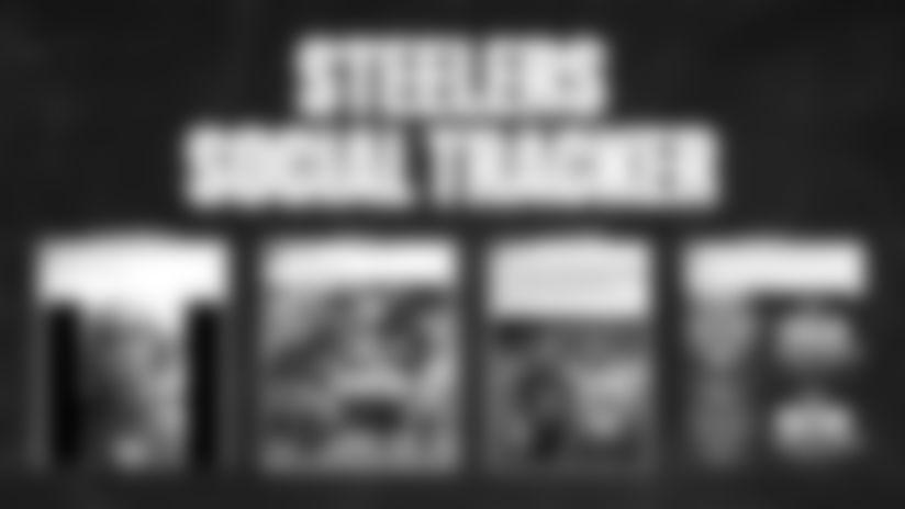 Steelers Social Tracker