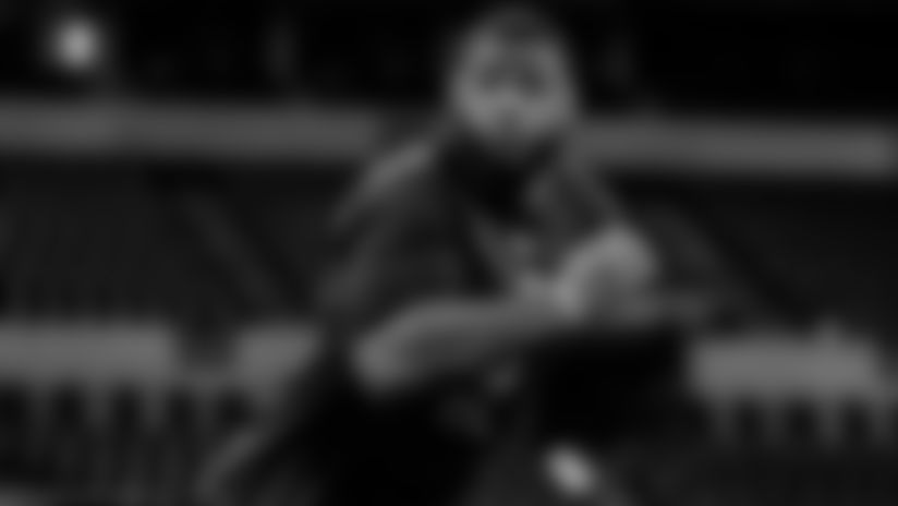 Ross Blacklock,DL, TCU - 40-yard dash