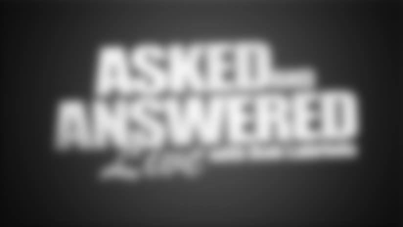 Asked and Answered LIVE: April 18