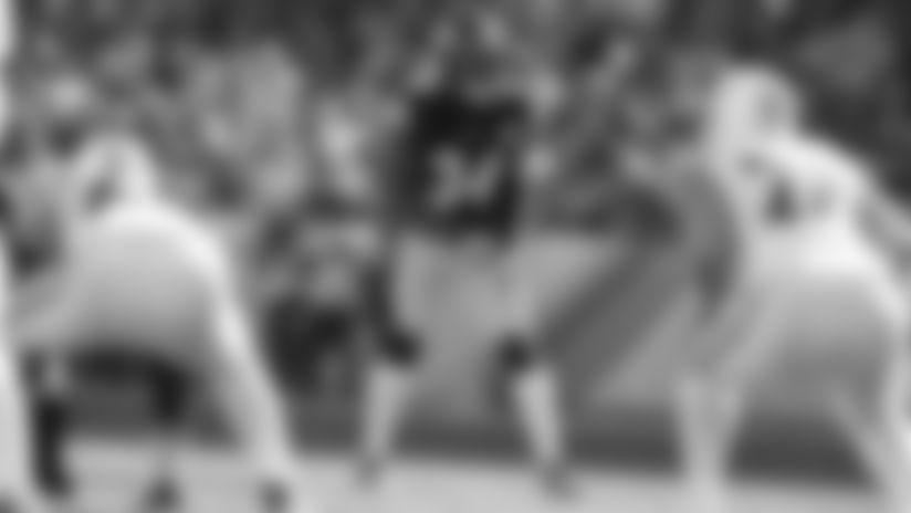 This is a 2020 photo of Chris Wormley of the Pittsburgh Steelers NFL football team. This image reflects the Steelers active roster as of Aug. 1, when this image was taken. (AP Photo)