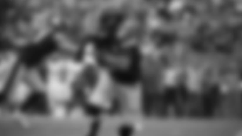 HIGHLIGHT: Conner scores first touchdown