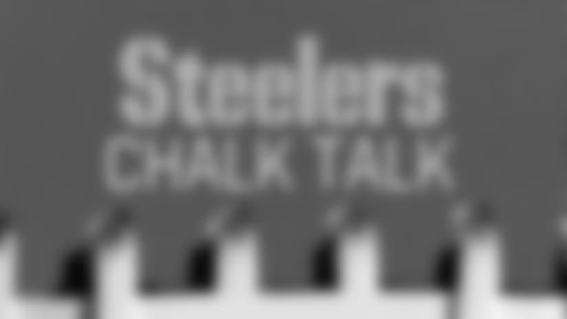 Chalk Talk - Steelers vs. Patriots