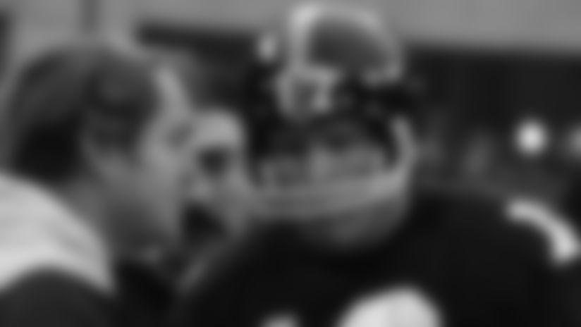 'A Football Life': Bradshaw and Noll's unique relationship