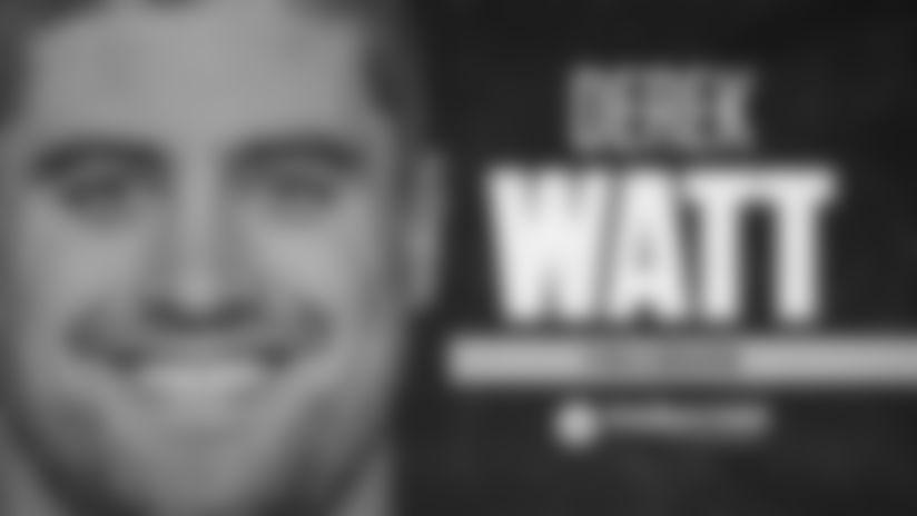 Steelers sign fullback Derek Watt