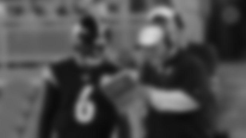 Tomlin on 'a spark,' audibles, rookie RBs