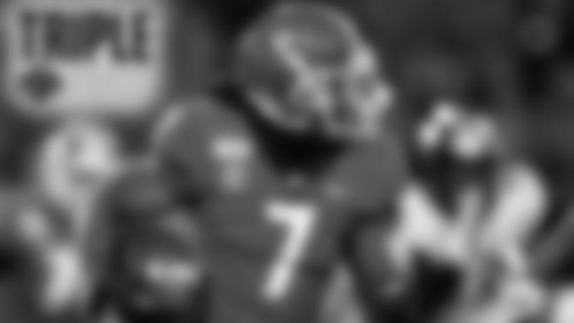 The Triple Take: RBs