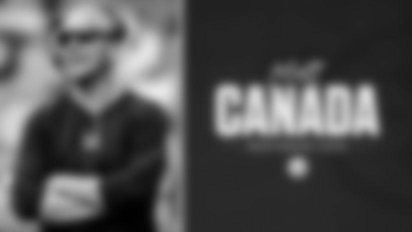Los Steelers contratan a Matt Canada