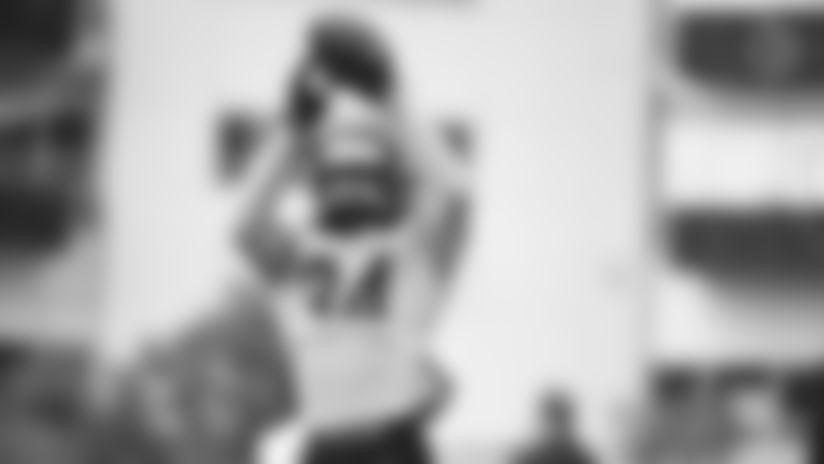 PHOTOS: Practice - Giants Week - Day 1