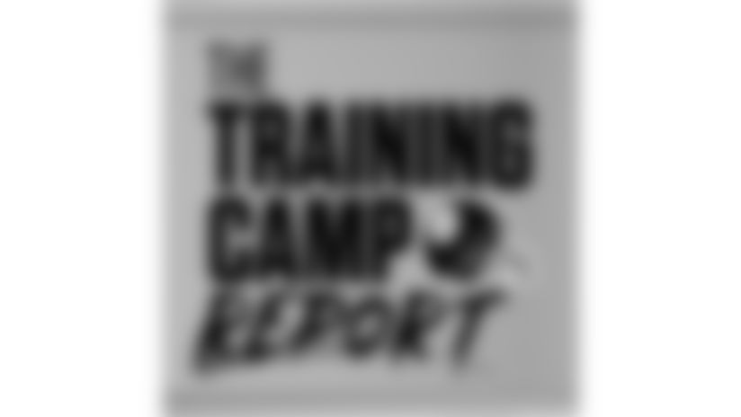 Training Camp Report - August 12, 2020