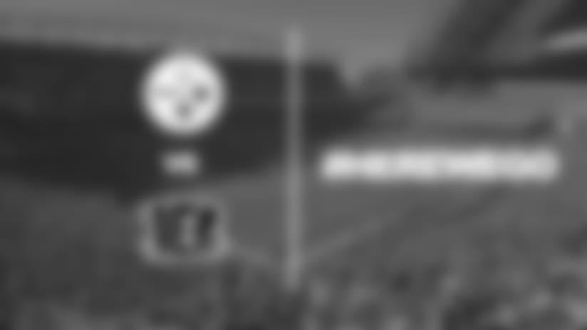 #HereWeGo: Steelers-Bengals Week 6