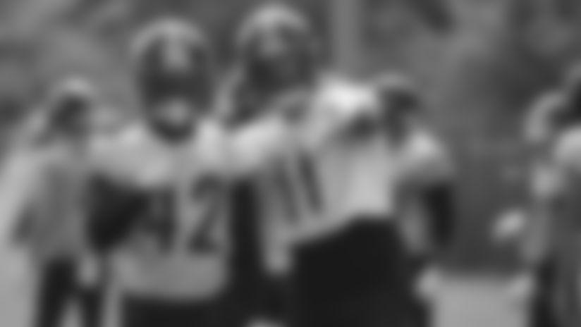 PHOTOS: Practice - Broncos Week - Day 1