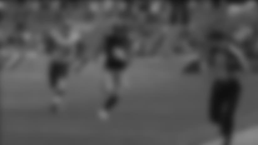 HIGHLIGHT: Roethlisberger finds James for 46 yards