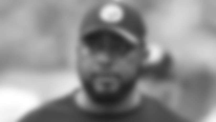 Tomlin on rookie QBs, going for 2, Cox