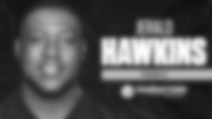 Steelers bring back Hawkins