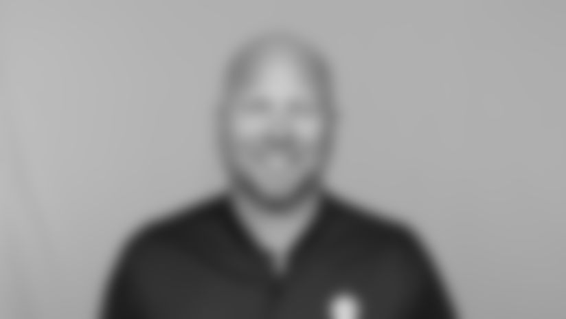 This is a 2020 photo of Matt Canada of the Pittsburgh Steelers NFL football team. This image reflects the Steelers active roster as of January 30 when this image was taken. (AP Photo)