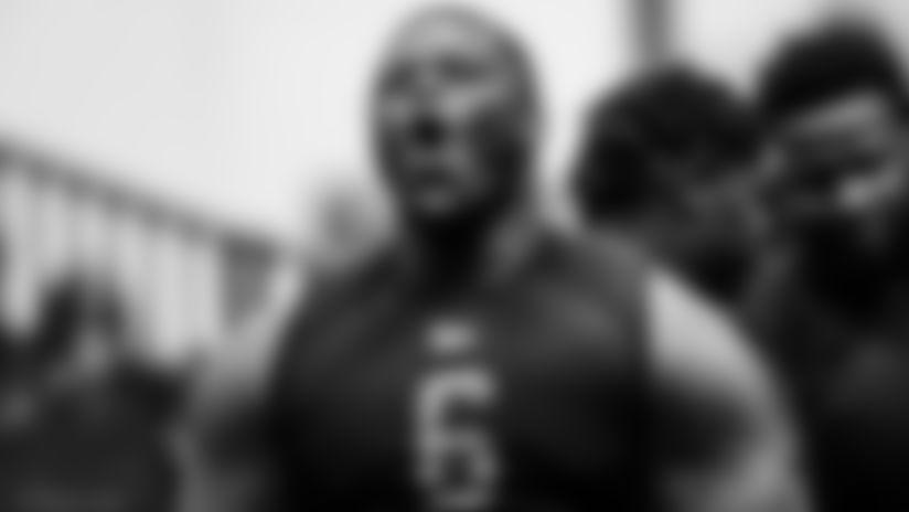 Marlon Davidson, DL,Auburn - 40-yard dash