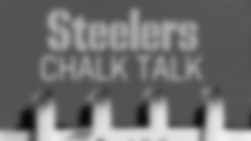 Chalk Talk - Steelers at Browns