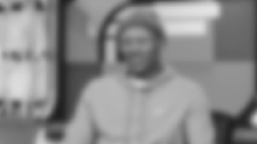 Face Time: Dobbs studied Ben
