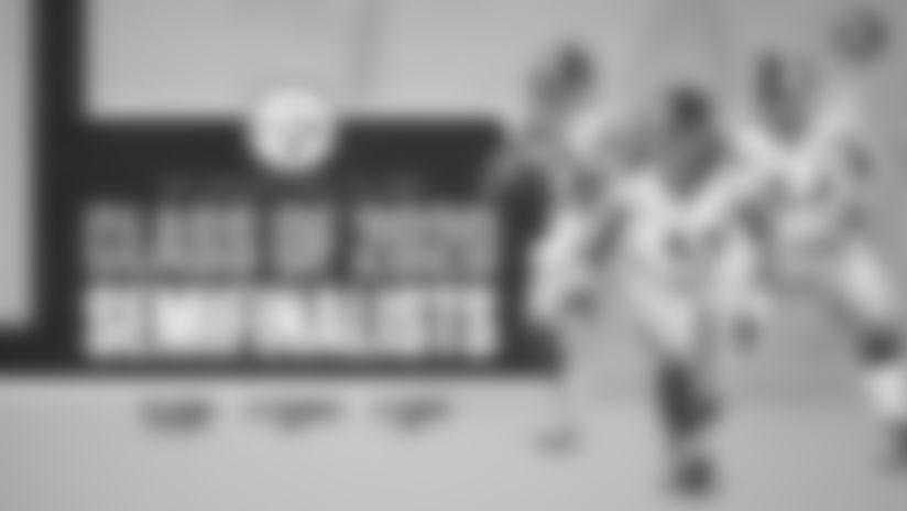 3 Steelers entre los semifinalistas del Salón de la Fama 2020