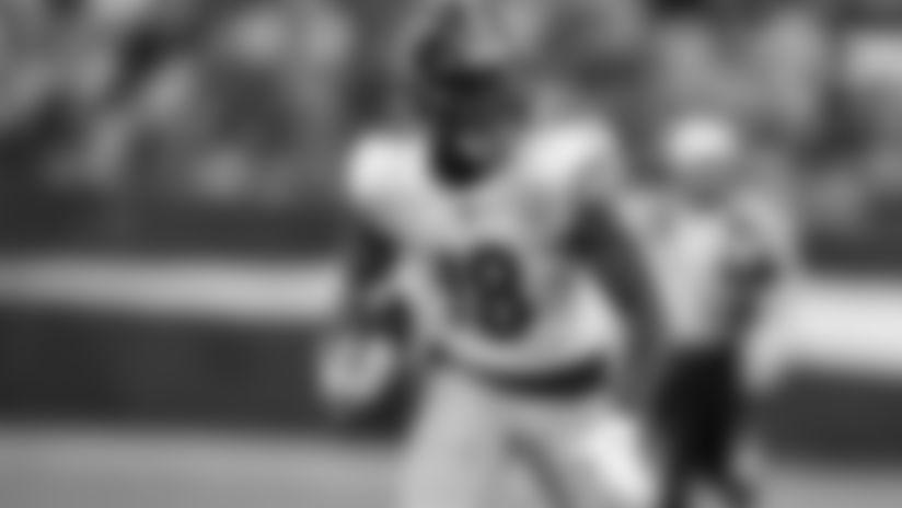 HIGHLIGHT: Johnson leaves defender grasping at air
