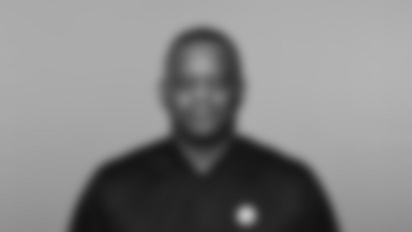 This is a 2021 photo of Ike Hilliard of the Pittsburgh Steelers NFL football team. This image reflects the Steelers active roster as of May 13, when this image was taken. (AP Photo)
