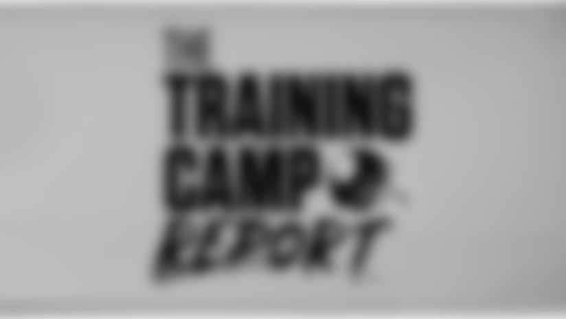 Training Camp Report - July 21, 2020
