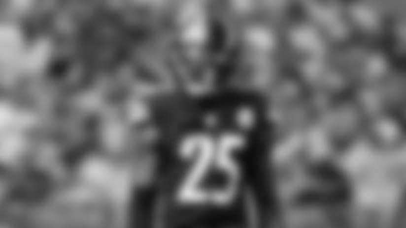 HIGHLIGHT: Steelers' defense mobs Hunt for safety