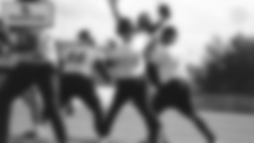 Practice Report: Browns Week - Day 1