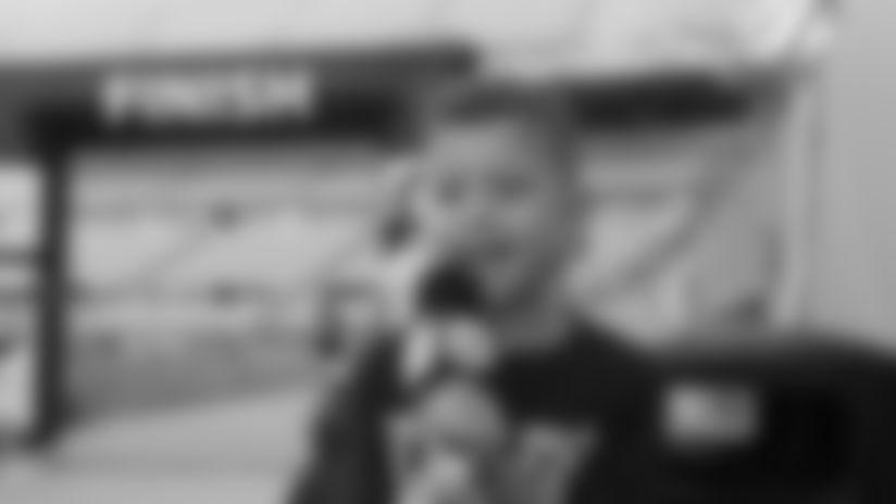 Steelers Jr. Reporter: Gatorade/Steelers 5K Race