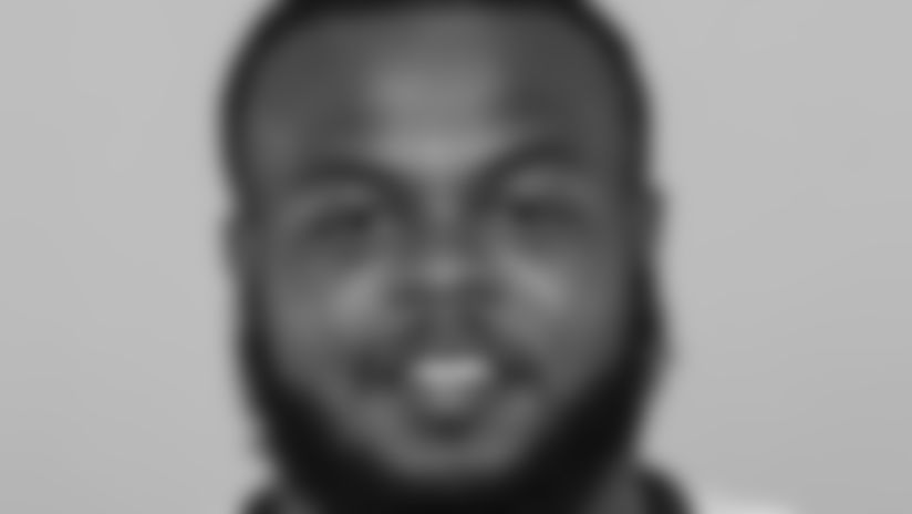 This is a 2018 photo of Tracy Sprinkle of the Carolina Panthers NFL football team. This image reflects the Carolina Panthers active roster as of Thursday, May 10, 2018 when this image was taken. (AP Photo)