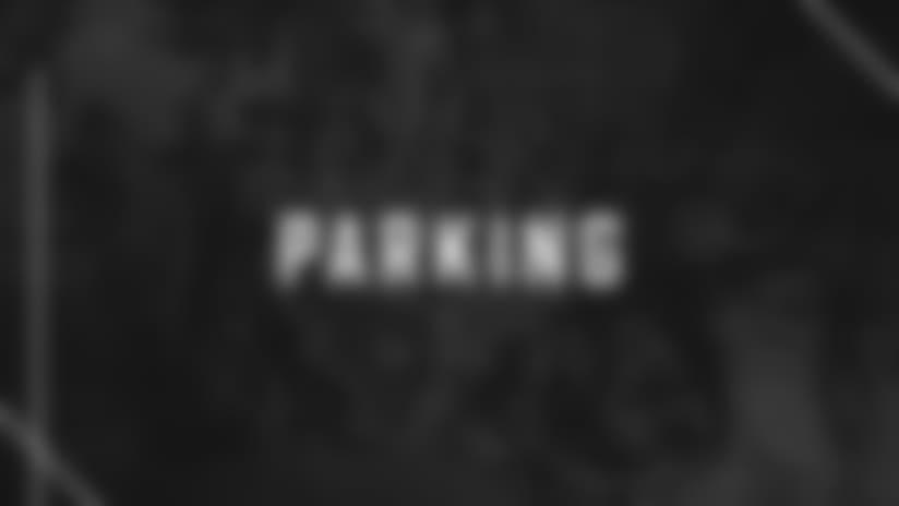 Gameday - Parking