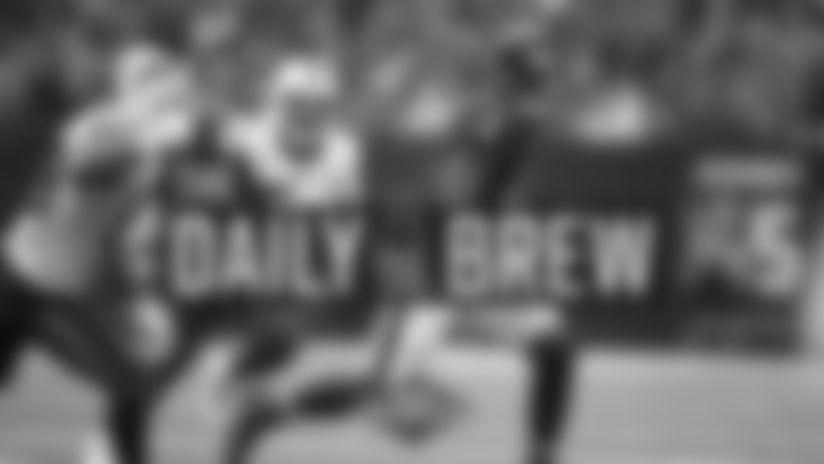 "Daily Brew: Buffalo Bills ""make you earn every blade of grass"""