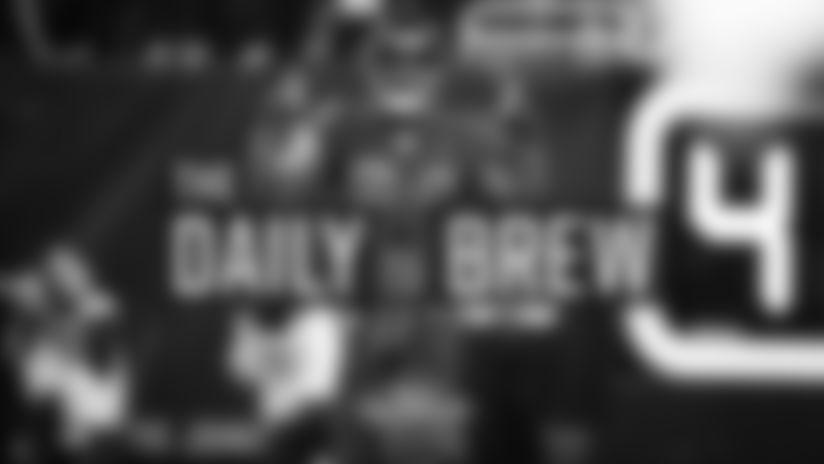 Daily Brew: Johnathan Joseph sets NFL record