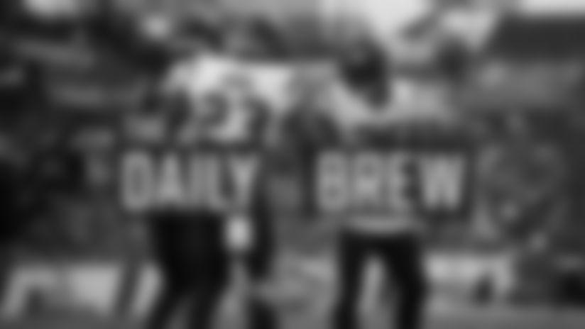 Daily Brew: Texans RBs to make postseason debut