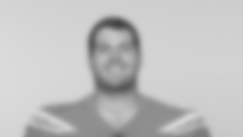 This is a 2019 photo of Cole Toner of the Los Angeles Chargers NFL football team. This image reflects the Los Angeles Chargers active roster as of Monday, June 10, 2019 when this image was taken. (AP Photo)