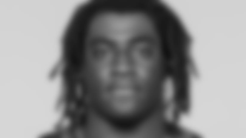 This is a 2018 photo of Ejiofor_Duke.JPG of the Houston Texans NFL football team. This image reflects the  active roster as of Tuesday, May 22, 2018 when this image was taken. (AP Photo)