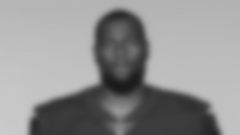 This is a 2019 photo of Darren Fells of the Houston Texans NFL football team. This image reflects the Houston Texans active roster as of Tuesday, May 14, 2019 when this image was taken. (AP Photo)