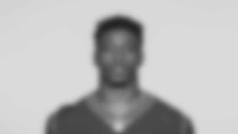 This is a 2018 photo of Weah_Jester.JPG of the Houston Texans NFL football team. This image reflects the  active roster as of Tuesday, May 22, 2018 when this image was taken. (AP Photo)