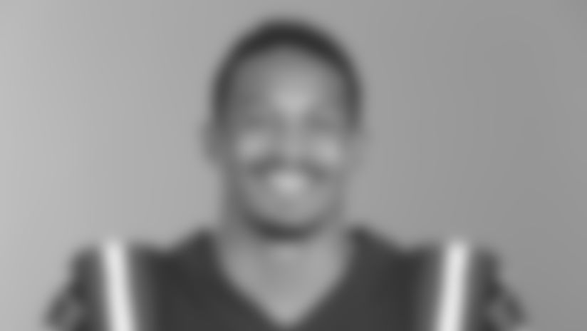 This is a 2020 photo of Derek Rivers of the New England Patriots NFL football team. This image reflects the New England Patriots active roster as of Friday, July 31, 2020 when this image was taken. (AP Photo)