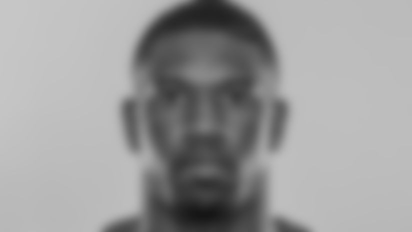This is a 2019 photo of Karan Higdon Jr. of the Houston Texans NFL football team. This image reflects the Houston Texans active roster as of Thursday, May 9, 2019 when this image was taken. (AP Photo)