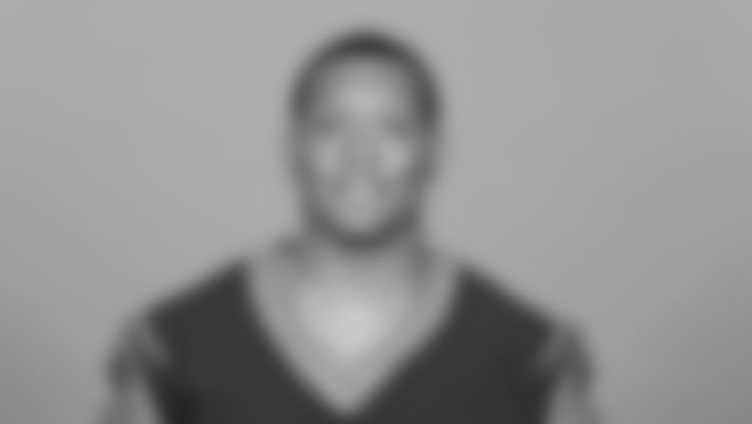 This is a 2019 photo of Hardy Nickerson of the Cincinnati Bengals NFL football team. This image reflects the Cincinnati Bengals active roster as of Monday, April 22, 2019 when this image was taken. (AP Photo)
