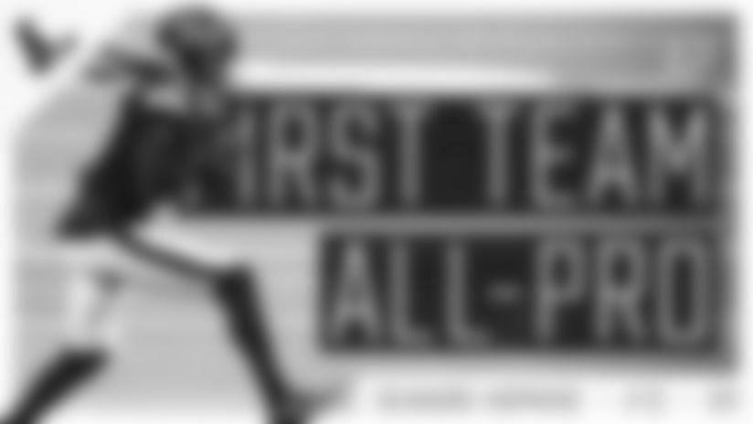 WR DeAndre Hopkins named AP First-Team All-Pro