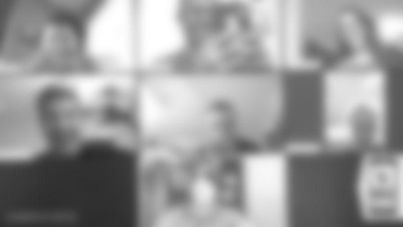 J.J. Watt pops up in random meetings   As Seen on Zoom