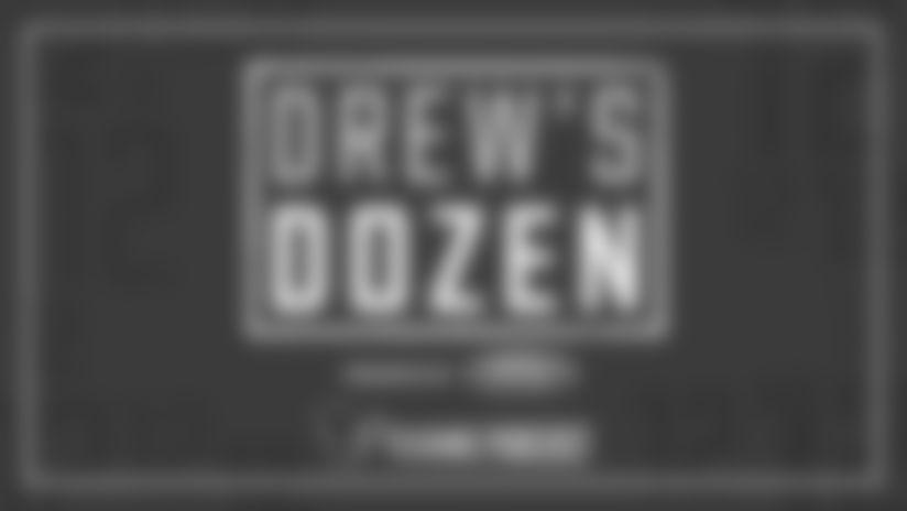 12Q w/RB Buddy Howell | Drew's Dozen