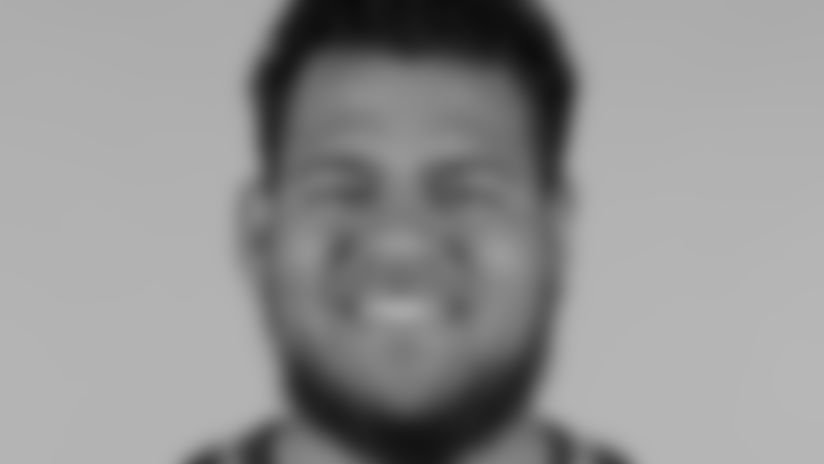 This is a 2019 photo of Elijah Nkansah of the Seattle Seahawks NFL football team. This image reflects the Seattle Seahawks active roster as of Monday, June 10, 2019 when this image was taken. (AP Photo)