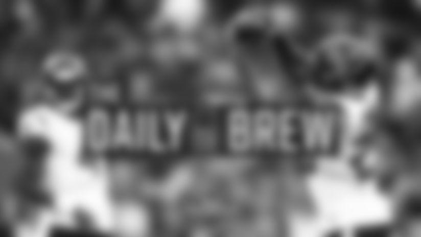 Daily Brew: Duke Johnson finds balance in Texans' offense