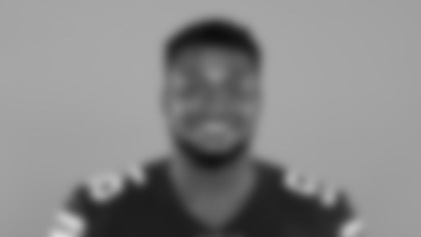 This is a 2020 photo of Tae Davis of the Cleveland Browns NFL football team. This image reflects the Cleveland Browns active roster as of Sunday, Aug. 2, 2020 when this image was taken. (AP Photo)