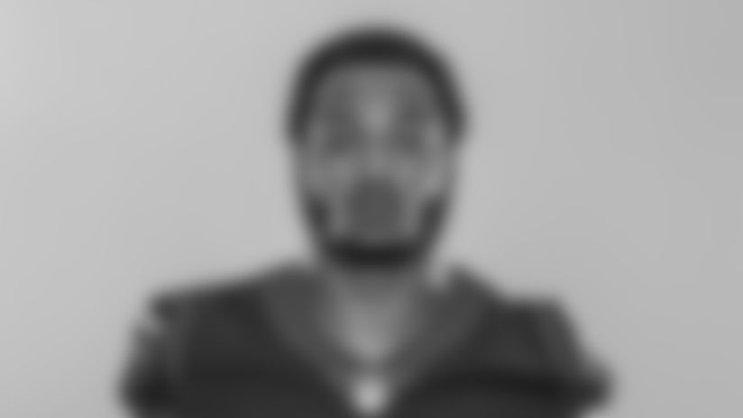This is a 2019 photo of Xavier Woodson-Luster of the Houston Texans NFL football team. This image reflects the Houston Texans active roster as of Thursday, May 9, 2019 when this image was taken. (AP Photo)