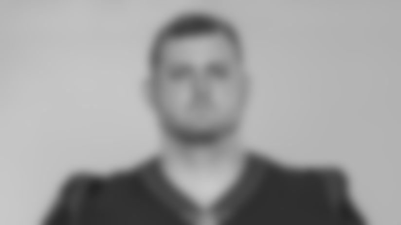 This is a 2019 photo of Rick Leonard of the Houston Texans NFL football team. This image reflects the Houston Texans active roster as of Thursday, May 9, 2019 when this image was taken. (AP Photo)