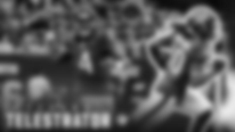 BMW Telestrator: Hopkins Touchdown vs. Denver